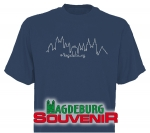 Magdeburg Outline T-Shirt